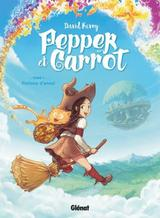 PEPPER ET CARROT T1: POTIONS D'ENVOL