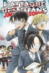 L'ATTAQUE DES TITANS - JUNIOR HIGH SCHOOL T5