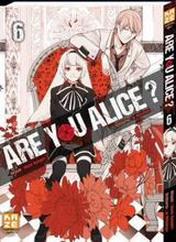ARE YOU ALICE ? T6