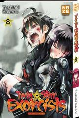 TWIN STAR EXORCISTS T8