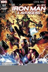 ALL-NEW IRON MAN & AVENGERS N 9