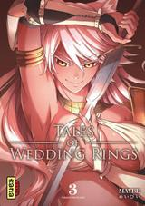TALES OF WEDDING RINGS T3