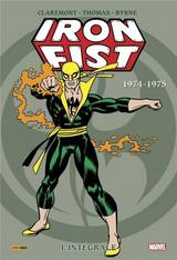 IRON FIST: INTEGRALE 1974-1975