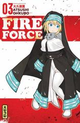 FIRE FORCE T3