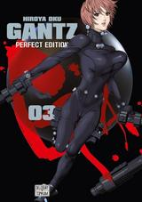GANTZ T3: EDITION DOUBLE