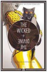 THE WICKED + THE DIVINE T3: SUICIDE COMMERCIAL