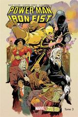 POWER MAN & IRON FIST ALL-NEW ALL-DIFFERENT T3
