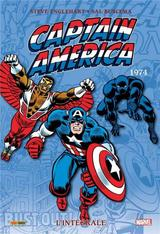 CAPTAIN AMERICA: INTEGRALE 1974