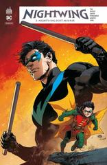 NIGHTWING REBIRTH T3