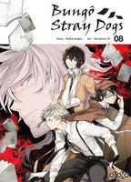 BUNGO STRAY DOGS T8