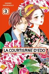 LA COURTISANE D'EDO T3