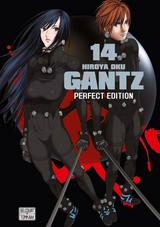 GANTZ T14: PERFECT EDITION