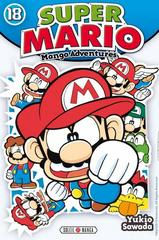 SUPER MARIO MANGA ADVENTURES T18