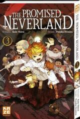THE PROMISED NEVERLAND T3