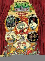 PLANTS VS ZOMBIES T9: LE PLUS GRAND CIRQUE D'OUTRE-TOMBE