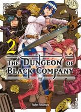 THE DUNGEON OF BLACK COMPANY T2