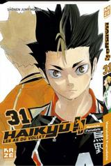 HAIKYU!! LES AS DU VOLLEY T31