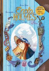 ENOLA HOLMES T2: - EDITION COLLECTOR