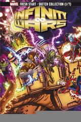 INFINITY WARS FRESH START N.1: COUP D'ENVOI