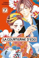 LA COURTISANE D'EDO T7
