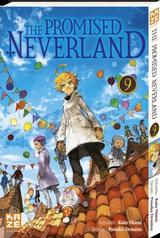 THE PROMISED NEVERLAND T9