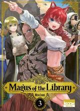 MAGUS OF THE LIBRARY T3
