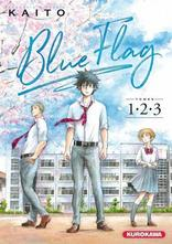 BLUE FLAG: COFFRET 1-2-3