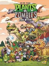 PLANTS VS ZOMBIES T12: DINO-MYTHES