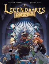 LEGENDAIRES - PARODIA T5: GAME OF DROLE