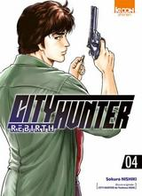 CITY HUNTER REBIRTH T4