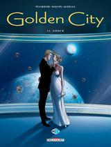 GOLDEN CITY T13: AMBER