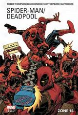SPIDER-MAN \/ DEADPOOL T2