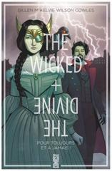 THE WICKED + THE DIVINE T8