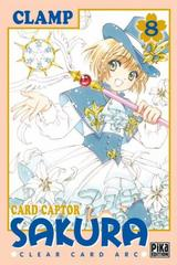 CARD CAPTOR SAKURA - CLEAR CARD ARC T8