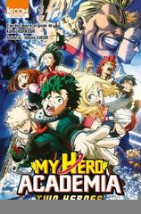 MY HERO ACADEMIA TWO HEROES