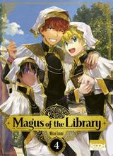 MAGUS OF THE LIBRARY T4