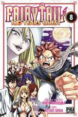 FAIRY TAIL - 100 YEARS QUEST T8