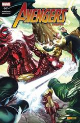 MARVEL SOFTCOVERS: AVENGERS UNIVERSE N°01 (2021)