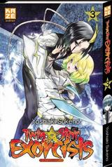 TWIN STAR EXORCISTS T3