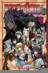 FAIRY TAIL T51